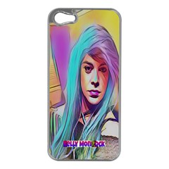 Drag On Go Apple Iphone 5 Case (silver) by MRTACPANS
