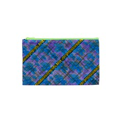 A  Golden Starry Gift I Have Cosmetic Bag (xs) by pepitasart