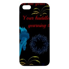 Huddledmasses Apple Iphone 5 Premium Hardshell Case by athenastemple