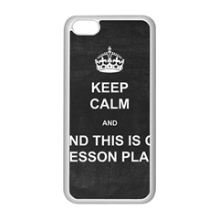 Lessonplan Apple Iphone 5c Seamless Case (white) by athenastemple