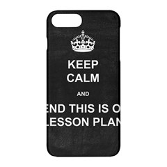 Lessonplan Apple iPhone 7 Plus Hardshell Case by athenastemple