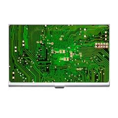 Circuit Board Business Card Holders by Nexatart