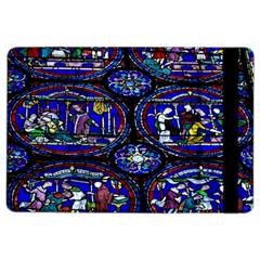 Church Window Canterbury Ipad Air 2 Flip by Nexatart