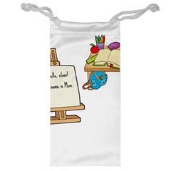 Mom Jewelry Bag by athenastemple