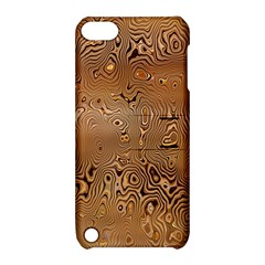 Circuit Board Pattern Apple Ipod Touch 5 Hardshell Case With Stand by Nexatart