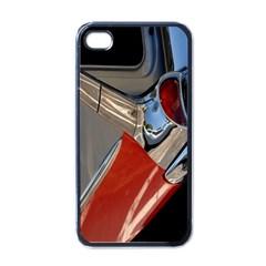Classic Car Design Vintage Restored Apple Iphone 4 Case (black) by Nexatart