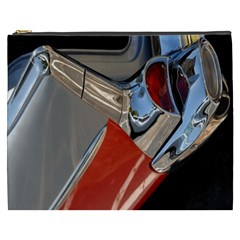 Classic Car Design Vintage Restored Cosmetic Bag (xxxl)  by Nexatart