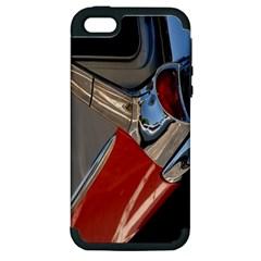 Classic Car Design Vintage Restored Apple Iphone 5 Hardshell Case (pc+silicone) by Nexatart