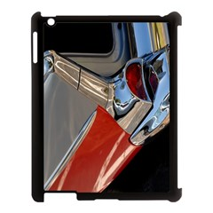 Classic Car Design Vintage Restored Apple Ipad 3/4 Case (black) by Nexatart