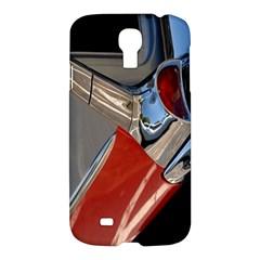 Classic Car Design Vintage Restored Samsung Galaxy S4 I9500/i9505 Hardshell Case by Nexatart