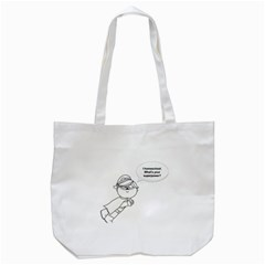Super Tote Bag (white) by athenastemple