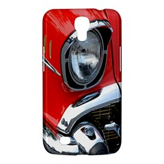 Classic Car Red Automobiles Samsung Galaxy Mega 6.3  I9200 Hardshell Case