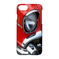 Classic Car Red Automobiles Apple iPhone 7 Hardshell Case by Nexatart