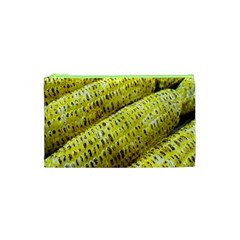 Corn Grilled Corn Cob Maize Cob Cosmetic Bag (xs) by Nexatart