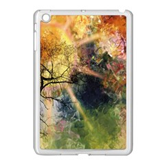 Decoration Decorative Art Artwork Apple Ipad Mini Case (white) by Nexatart