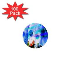 Dirty Dirt Spot Man Doll View 1  Mini Magnets (100 Pack)  by Nexatart