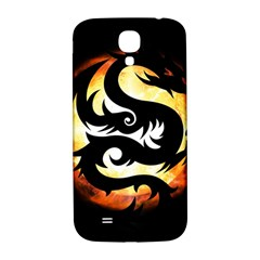 Dragon Fire Monster Creature Samsung Galaxy S4 I9500/i9505  Hardshell Back Case by Nexatart