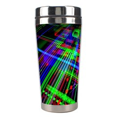 Electronics Board Computer Trace Stainless Steel Travel Tumblers by Nexatart