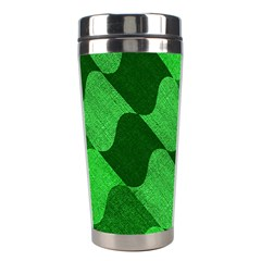 Fabric Textile Texture Surface Stainless Steel Travel Tumblers by Nexatart