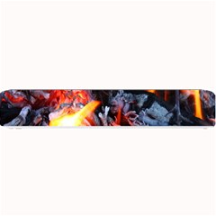 Fire Embers Flame Heat Flames Hot Small Bar Mats by Nexatart