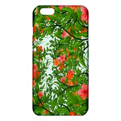 Flower Background Backdrop Pattern Iphone 6 Plus/6s Plus Tpu Case