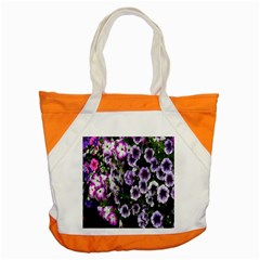 Flowers Blossom Bloom Plant Nature Accent Tote Bag by Nexatart