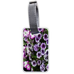 Flowers Blossom Bloom Plant Nature Luggage Tags (one Side)