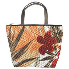 Fall Colors Bucket Bags by Nexatart