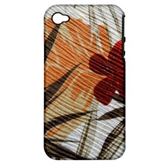 Fall Colors Apple Iphone 4/4s Hardshell Case (pc+silicone) by Nexatart