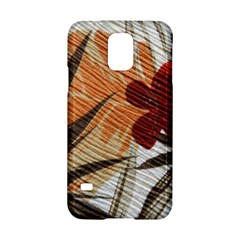Fall Colors Samsung Galaxy S5 Hardshell Case  by Nexatart