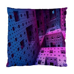 Fractals Geometry Graphic Standard Cushion Case (Two Sides)