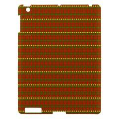 Fugly Christmas Xmas Pattern Apple Ipad 3/4 Hardshell Case by Nexatart