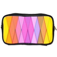 Graphics Colorful Color Wallpaper Toiletries Bags