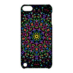 Fractal Texture Apple iPod Touch 5 Hardshell Case with Stand by Nexatart