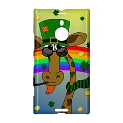 Irish Giraffe Nokia Lumia 1520 by Valentinaart