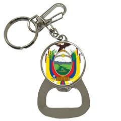 Coat Of Arms Of Ecuador Button Necklaces by abbeyz71