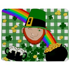 Lucky Irish Jigsaw Puzzle Photo Stand (rectangular) by Valentinaart