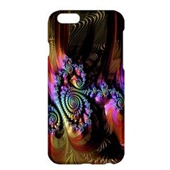 Fractal Colorful Background Apple Iphone 6 Plus/6s Plus Hardshell Case