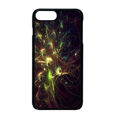 Fractal Flame Light Energy Apple iPhone 7 Plus Seamless Case (Black) by Nexatart
