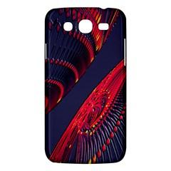 Fractal Fractal Art Digital Art Samsung Galaxy Mega 5 8 I9152 Hardshell Case  by Nexatart