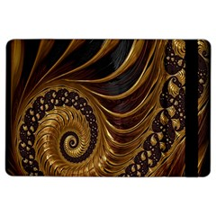 Fractal Spiral Endless Mathematics Ipad Air 2 Flip by Nexatart