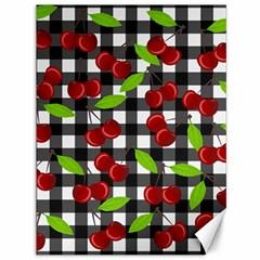 Cherry Kingdom  Canvas 36  X 48   by Valentinaart