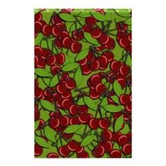 Cherry Jammy Pattern Shower Curtain 48  X 72  (small)  by Valentinaart