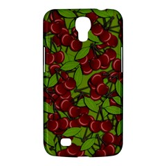 Cherry Jammy Pattern Samsung Galaxy Mega 6 3  I9200 Hardshell Case by Valentinaart