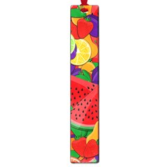 Summer Fruits Large Book Marks by Valentinaart