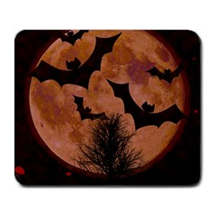 Halloween Card Scrapbook Page Large Mousepads by Nexatart