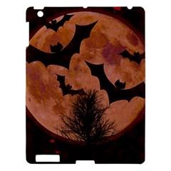 Halloween Card Scrapbook Page Apple Ipad 3/4 Hardshell Case by Nexatart