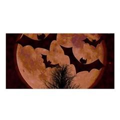 Halloween Card Scrapbook Page Satin Shawl by Nexatart
