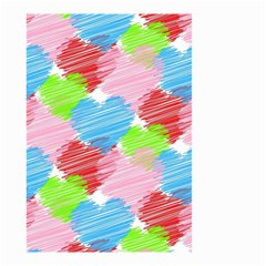 Holidays Occasions Valentine Small Garden Flag (two Sides) by Nexatart