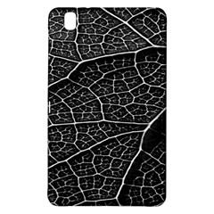 Leaf Pattern  B&w Samsung Galaxy Tab Pro 8 4 Hardshell Case by Nexatart